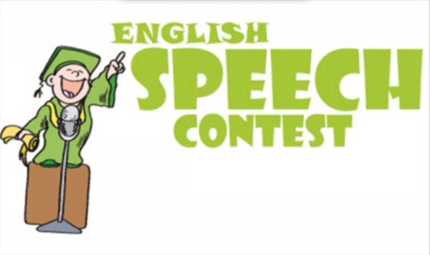 english speech